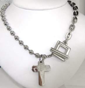 Dolce & Gabbana Silver Necklace