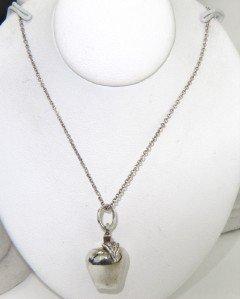 5C: Tiffany & Co Silver Necklace