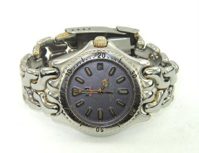 7A: Tag Heuer Stainless Steel Professional Women Watch