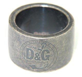 Dolce & Gabbana Silver Ring