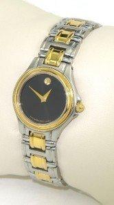 12: Movado 2-Tone Stainless Steel Quartz Watch