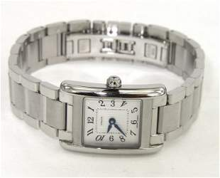 5A: Coach Stainless Steel Watch