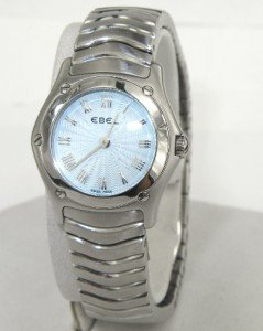 Ebel Stainless Steel Watch