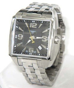 11: Tissot Stainless Steel DateJust Watch