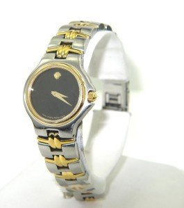 7: Movado 2-Tone Stainless Steel Quartz Watch