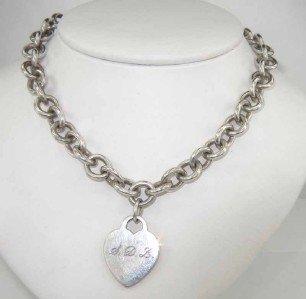 2: Tiffany & Co Silver Necklace