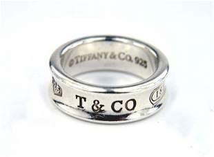 Tiffany & Co Silver Ring