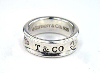 6: Tiffany & Co Silver Ring