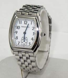 Tiffany & Co Stainless Steel Watch