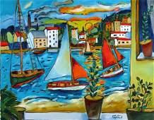 174: Aaron Zigel, Israeli Art
