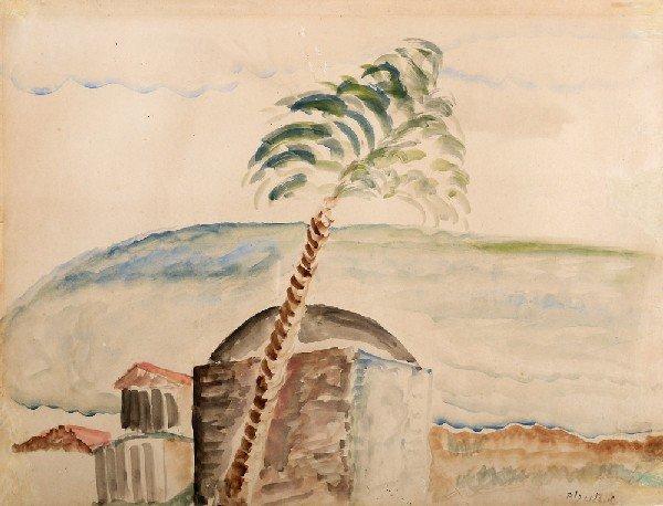 2: Abraham Melnikoff, Israeli Art