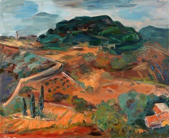 4: Leo Kahn, Israeli Art