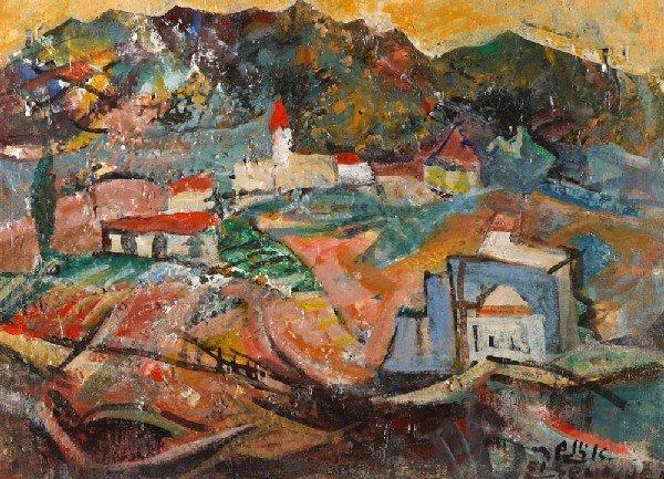 5: Jakob Eisenscher, Israeli Art
