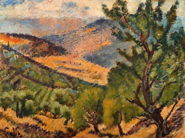 14: Arieh Allweil, Israeli Art