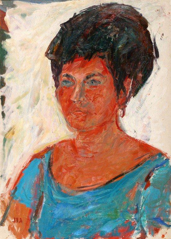 16: Eliahu Gat, Israeli Art