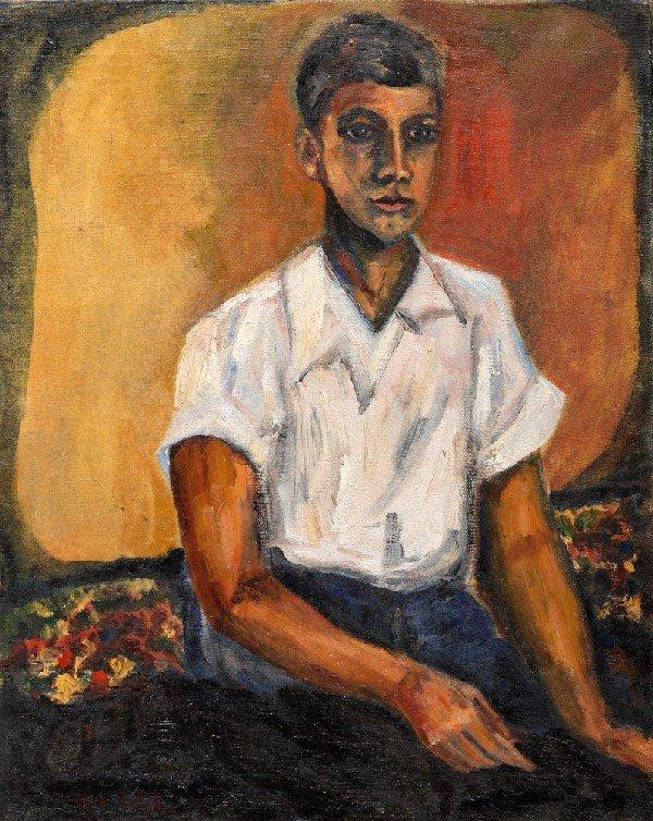 17: Ziona Tajar, Israeli Art