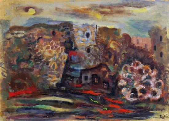 20: Israel Paldi, Israeli Art