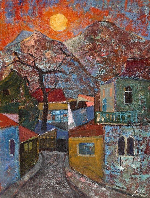 21: Jakob Eisenscher, Israeli Art