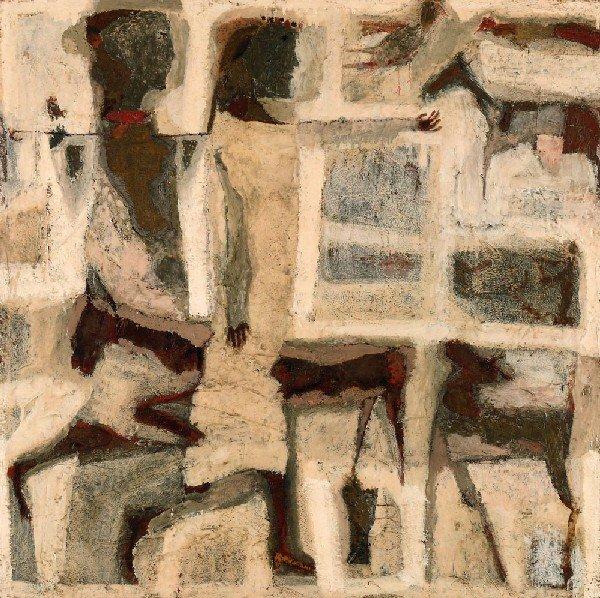 22: Moshe Proppes, Israeli Art