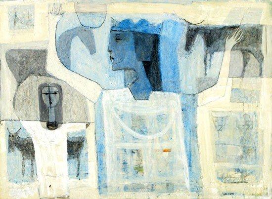 23: Moshe Proppes, Israeli Art