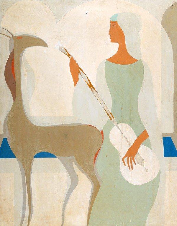 24: Moshe Proppes, Israeli Art