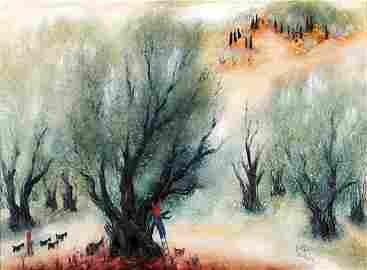 51: Reuven Rubin, Israeli Art