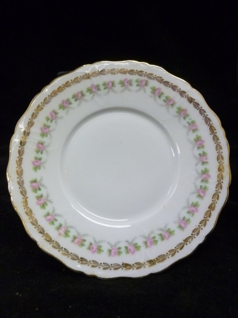 11 pc set of saucers and bowls