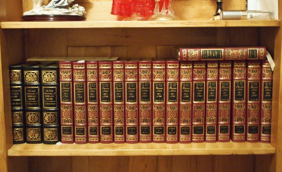154 Easton Press Leather bound books - 5