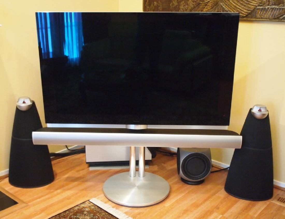 Bang & Olufsen BeoVision TV, 4 speakers & subwoofer - 2