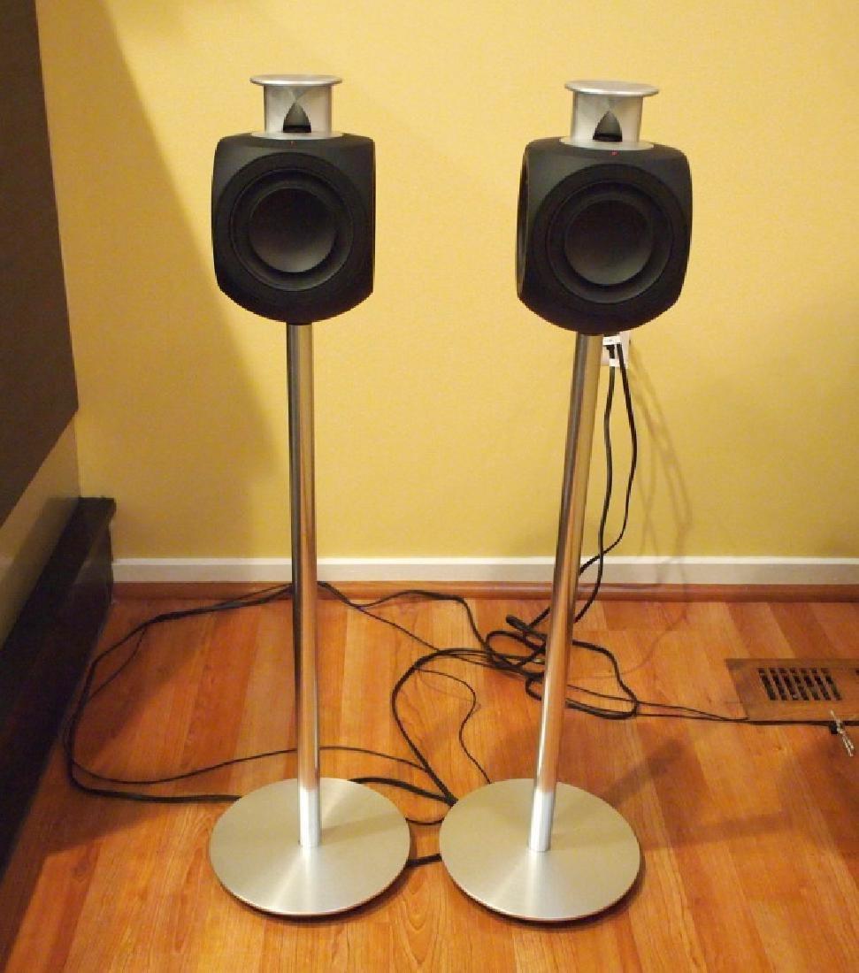 Bang & Olufsen BeoVision TV, 4 speakers & subwoofer - 3