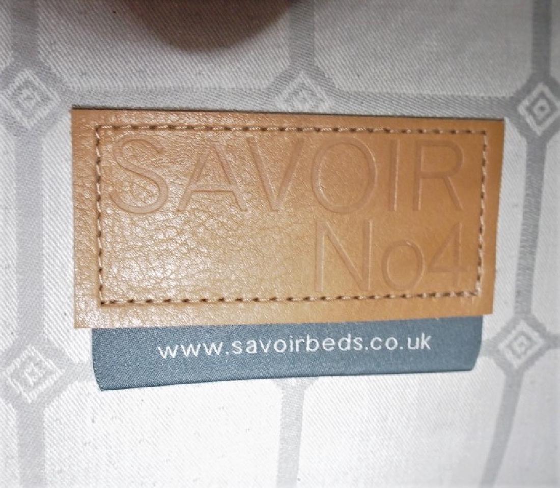 Savoir No. 4 mattress set - 2