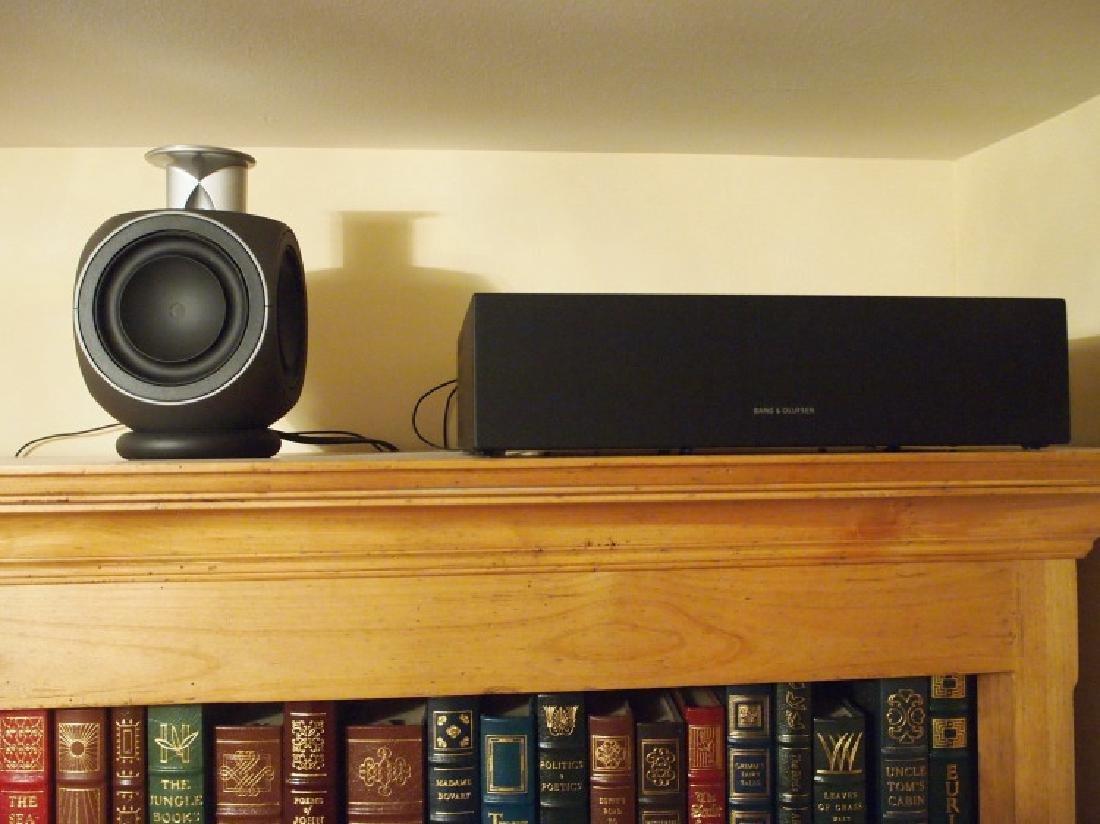 Bang & Olufsen digital music server with speakers - 2