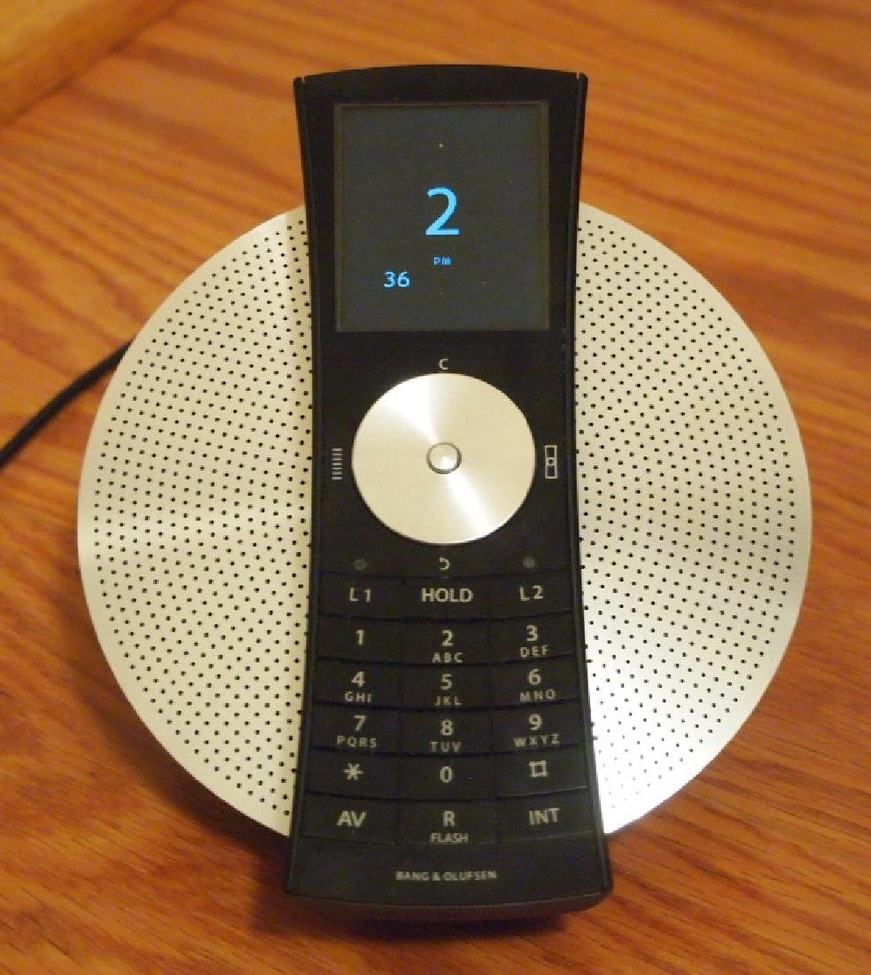Bang & Olufsen digital music server with speakers - 4