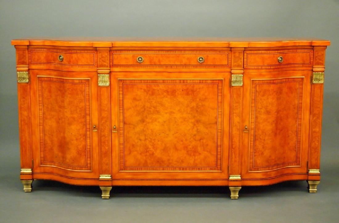 Italian Neoclassical sideboard