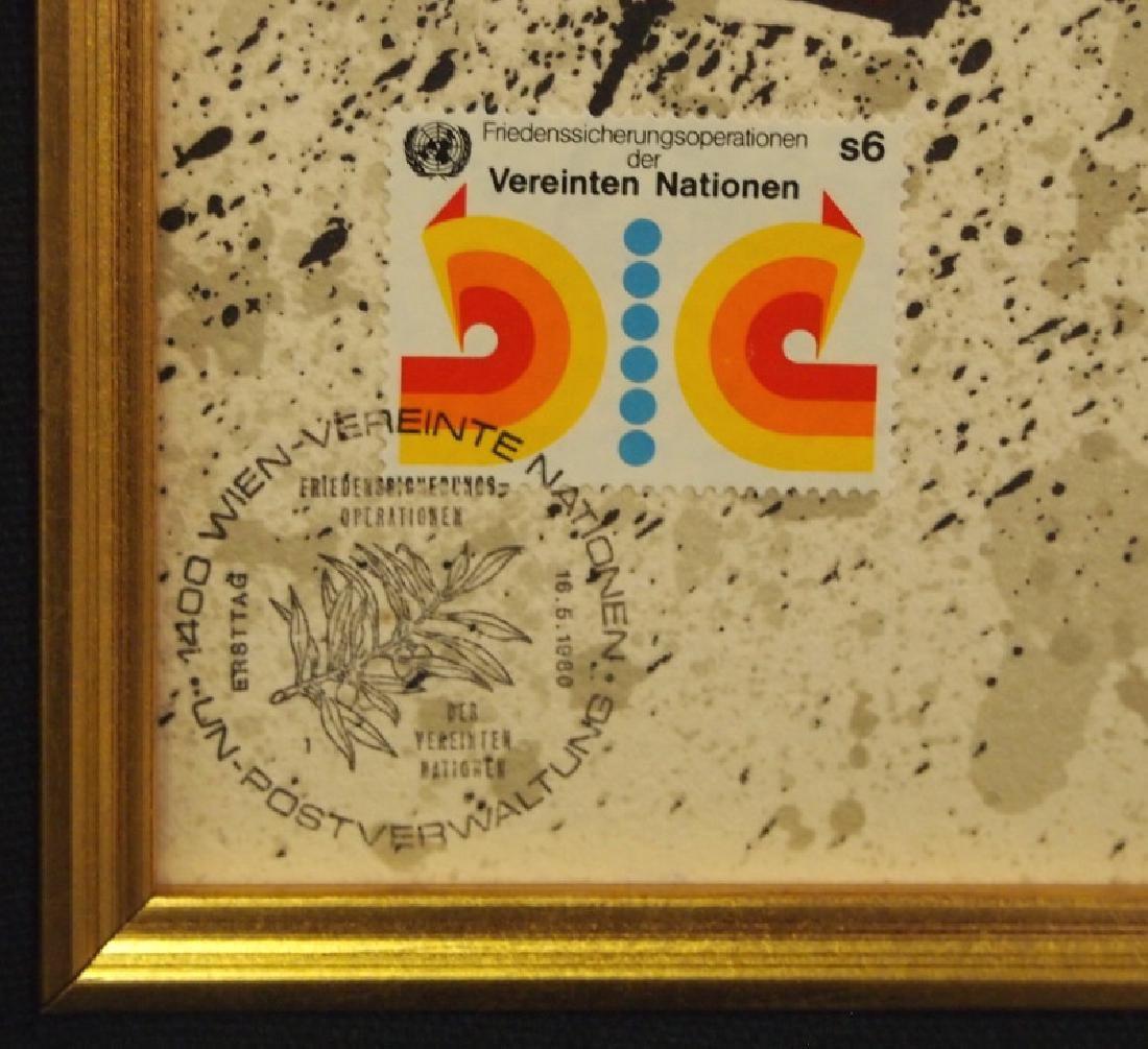 Joan Miro litho - 2