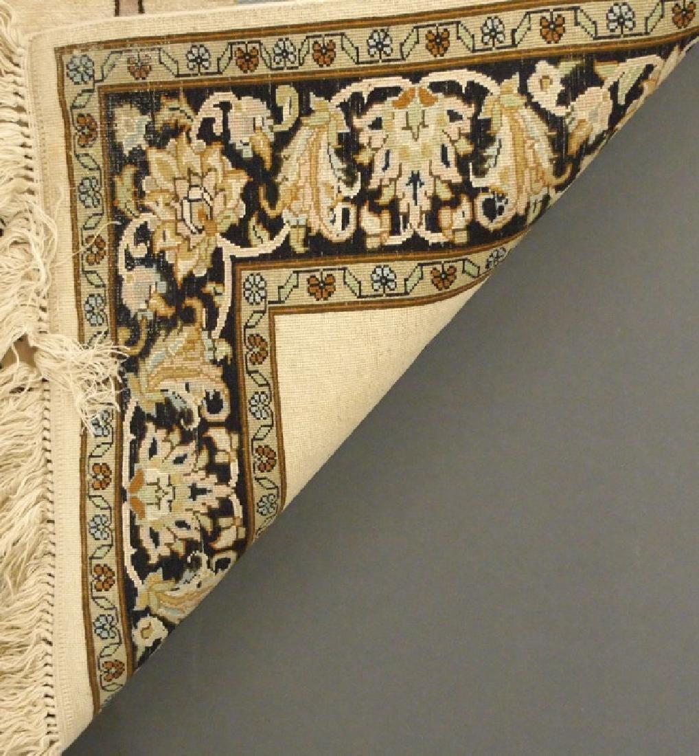 Tabriz Silk Pictorial - 3
