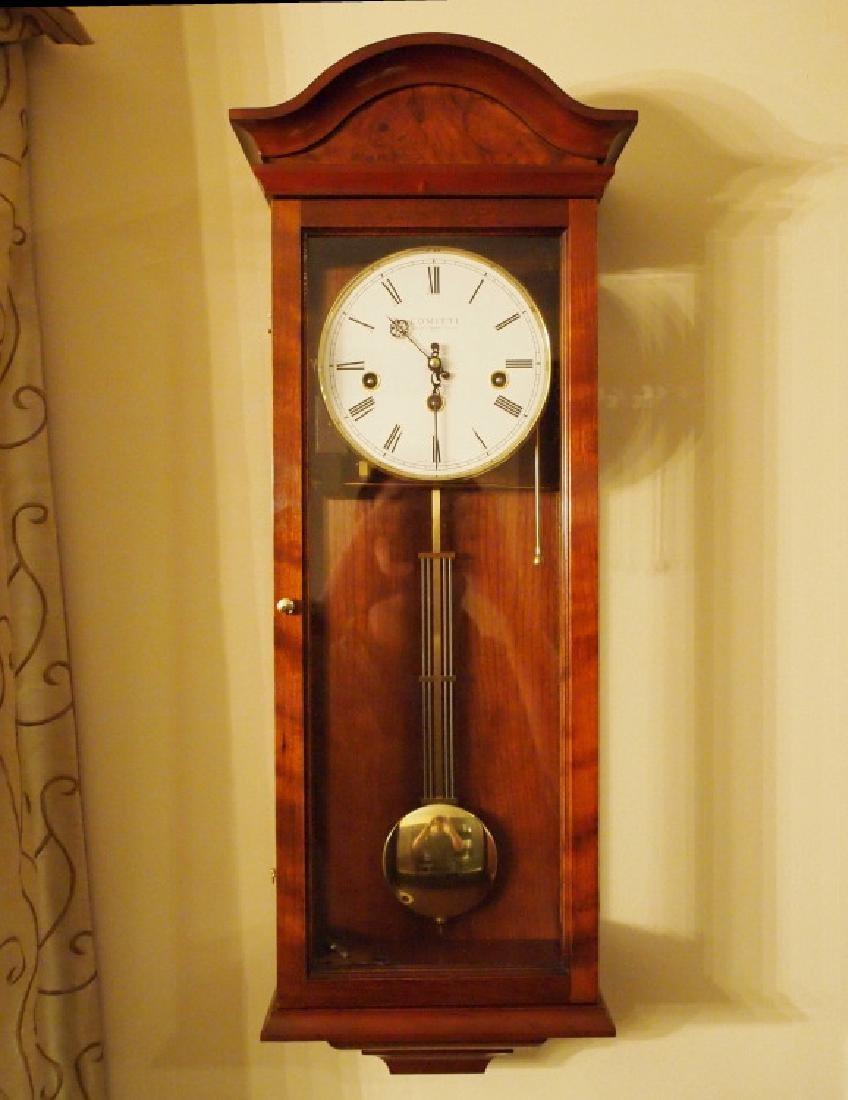 Comitti English wall clock