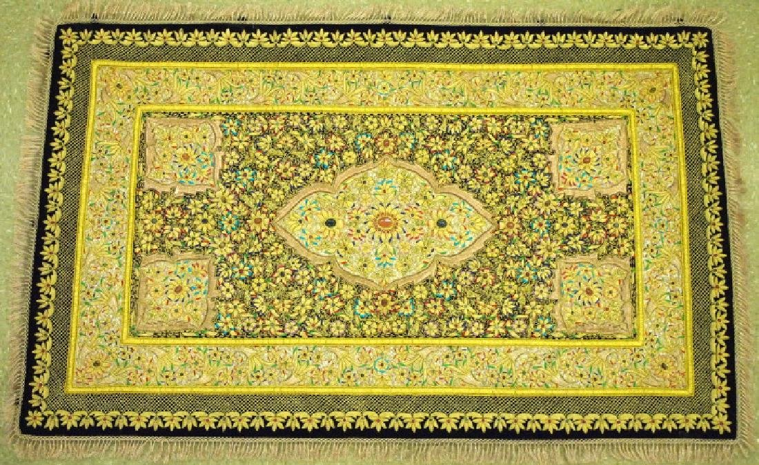 Kashmir jewel rug