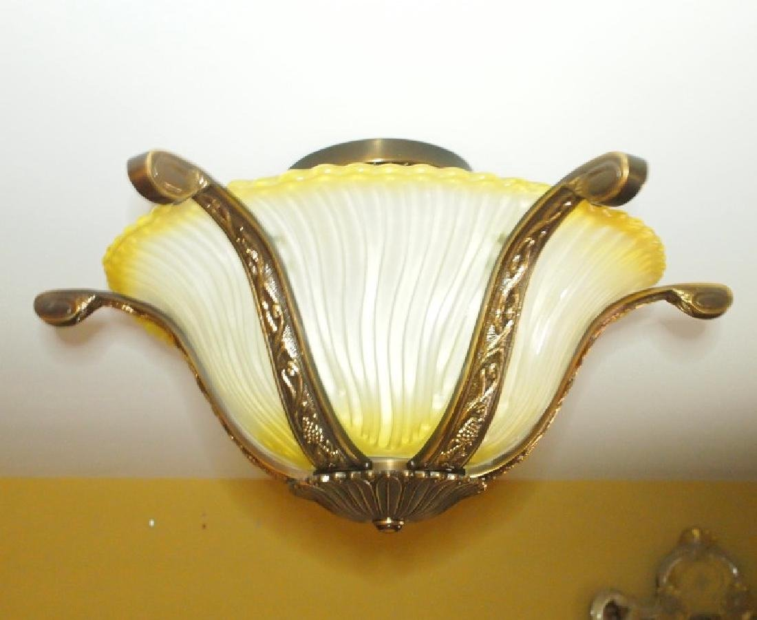 French style ceiling fixture - 2