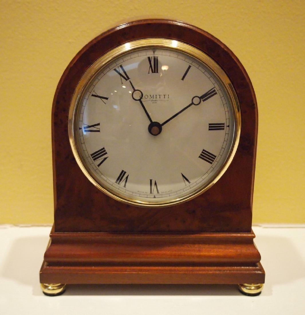 Comitti English mantel clock