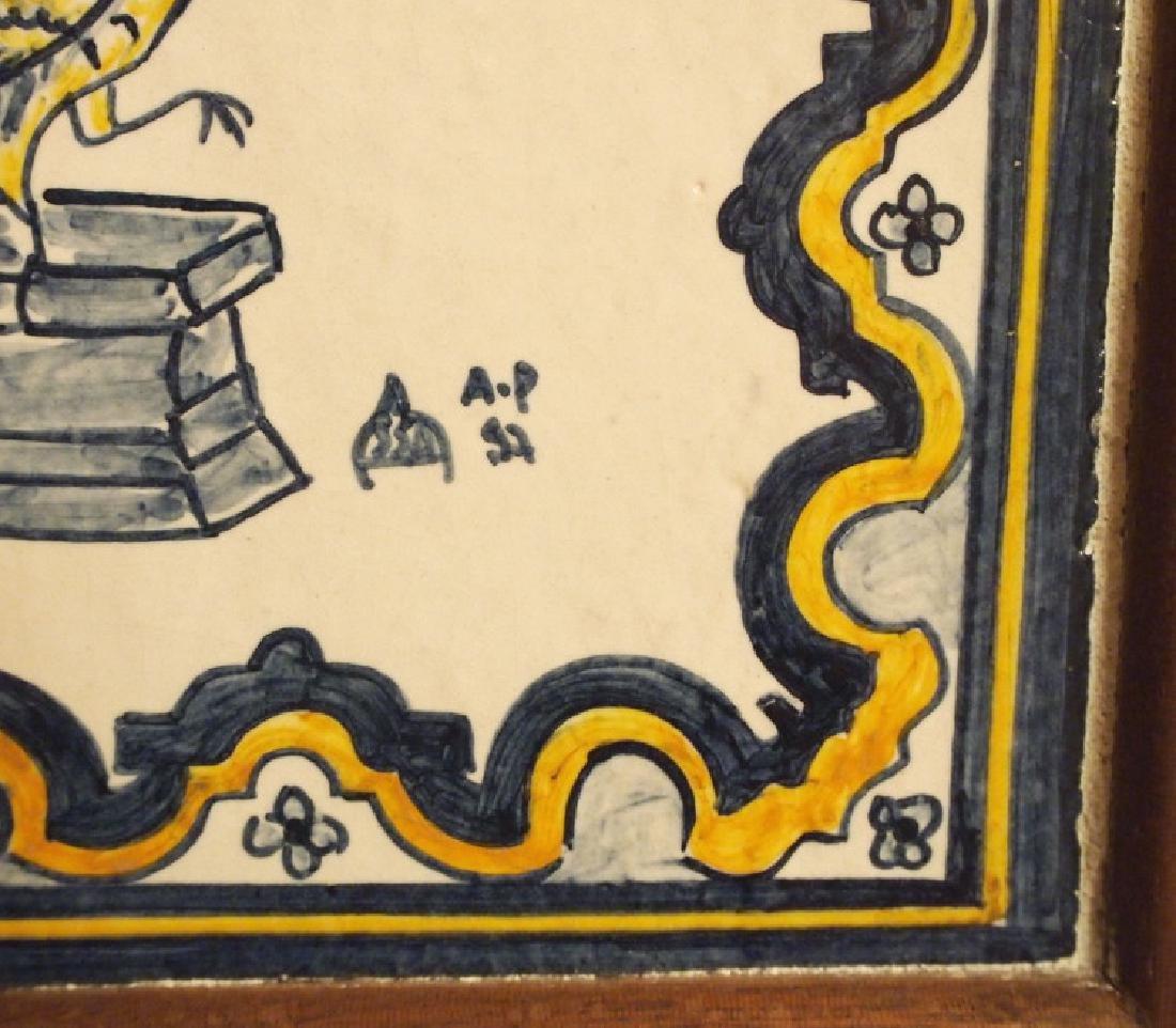 Tile panel - 2