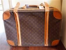 Louis Vuitton Monogram Canvas suitcase