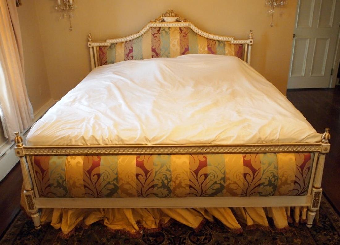 Louis XVI style King size bed