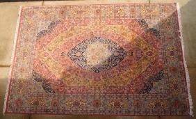 Indo-Persian Tabriz rug
