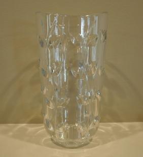 Joseph Riedel vase for Tiffany & Co.