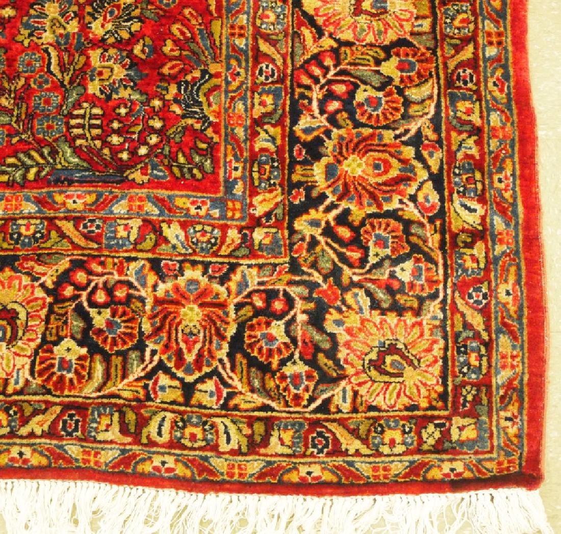 Persian Sarouk rug. - 3