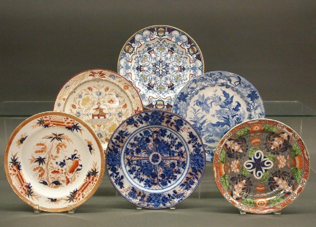 6 Wedgwood plates