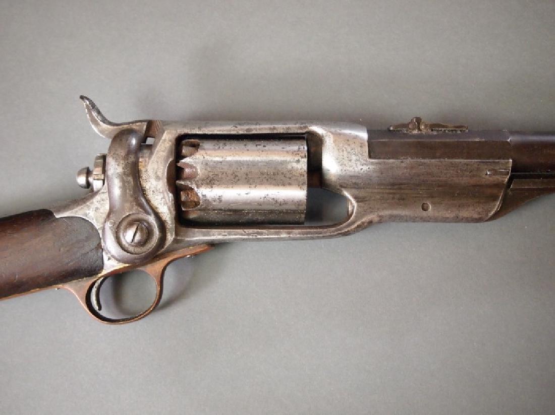 Colt Model 1855 Revolving Carbine - 2