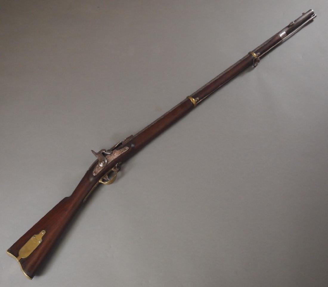 J. H. Merrill breech-loading rifle