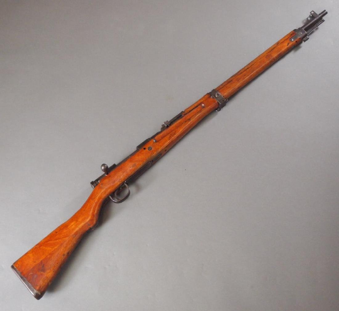 Japanese Arisaka Type 99 rifle